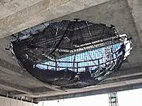 Fall Protection + Debris Nets