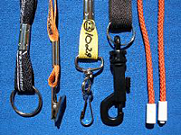 Lanyards and Hardware