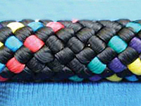 Polyester and Polypropylene (MFP) Diamond Braids