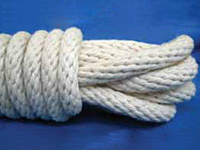 Cotton and Nylon Solid Braid
