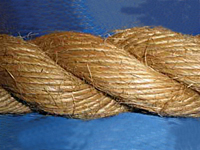 3-Strand Twisted Manila Rope