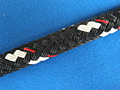 Double Braid - Black w/ White Marker
