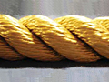 3-Strand Twisted Rope and 8-Strand Plaited Nylon Rope